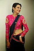 Diksha panth sizzling in saree-thumbnail-23