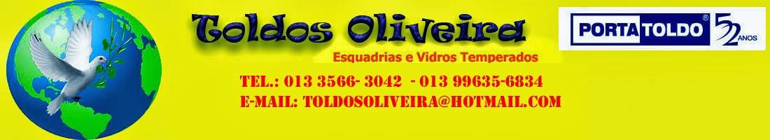 Toldos Oliveira - Esquadrias e Vidros Temperados