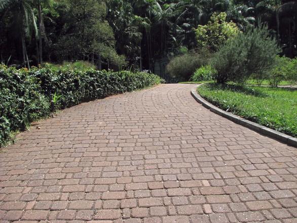 Caminos en el jard n - Caminos para jardines ...
