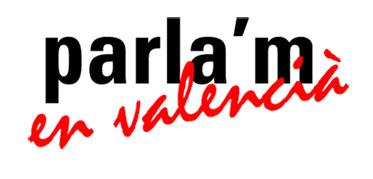 Parla'm en valencià.