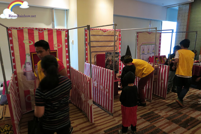 activity booths