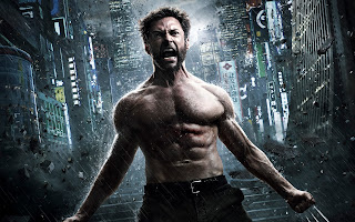 2013 The Wolverine Movie
