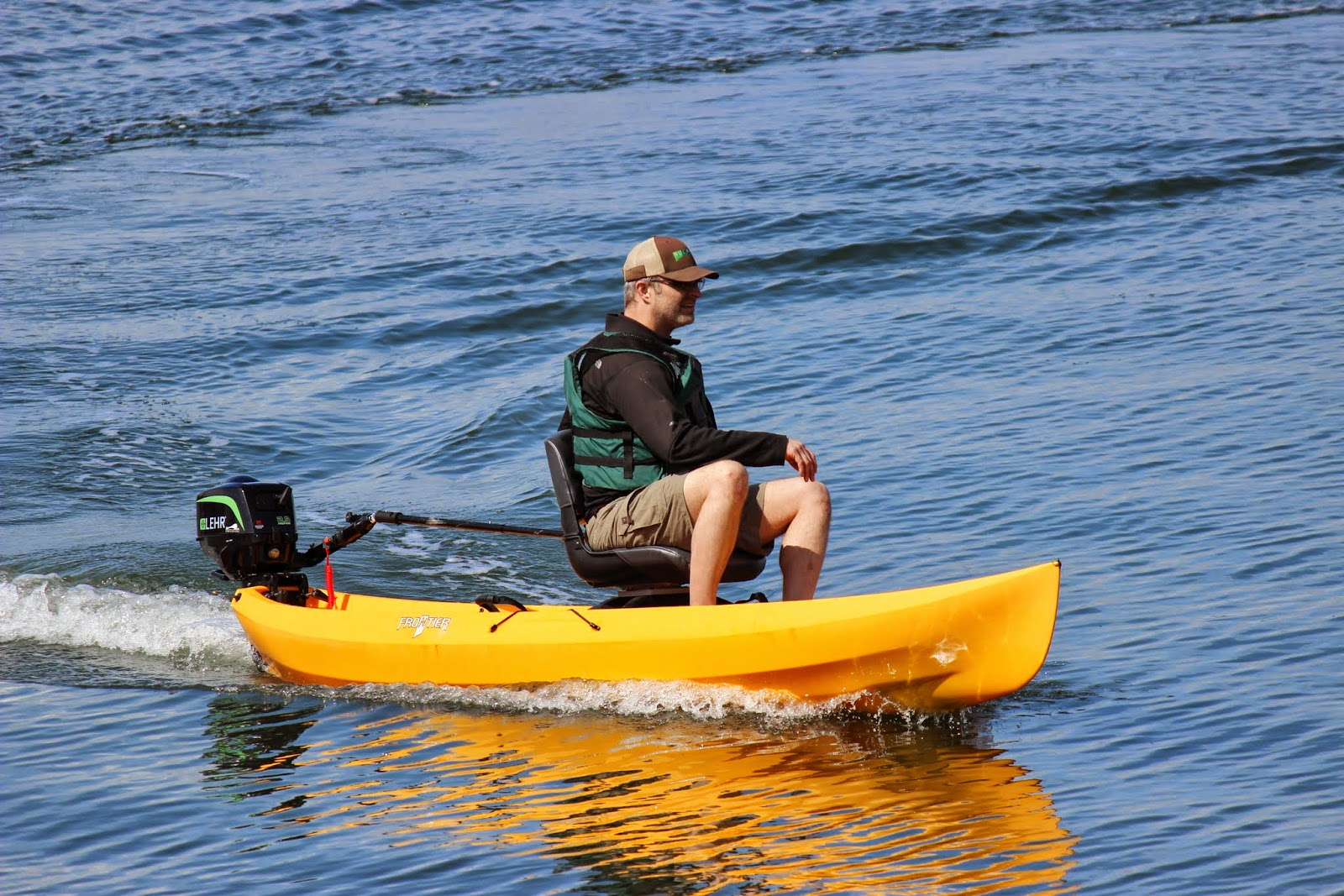 The Nucanoe Blog The World 39 S First Propane Outboard