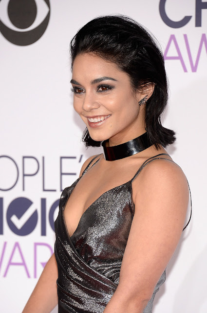 Actress, Singer, @ Vanessa Hudgens - People's Choice Awards in LA