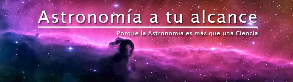 Astronomía a tu Alcance