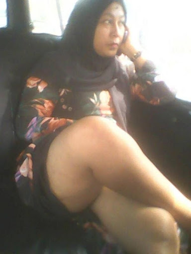 Ibu bertudung Tak Malu melayu bogel.com