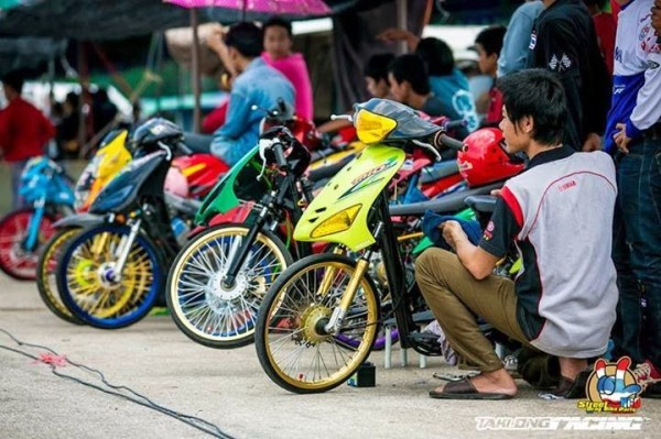 Top motor thailook style