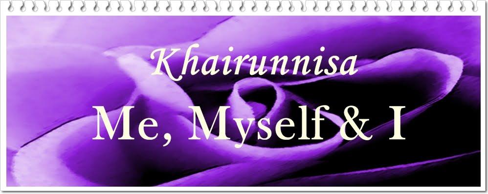 Me my self & I