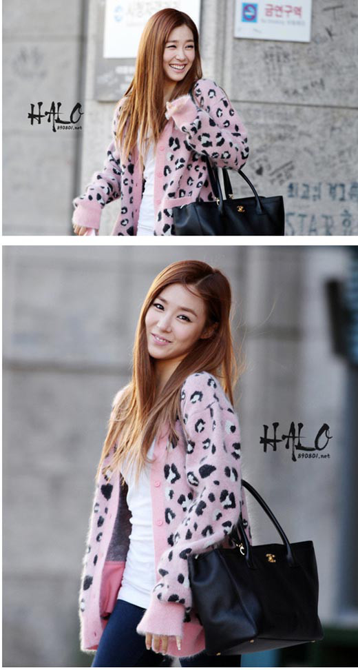 Tiffany SNSD Fashion
