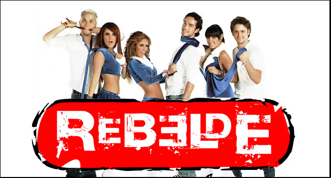 letras de cancion de rebelde: