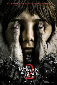 The Woman in Black 2: Angel of Death (2015) English Movie Poster