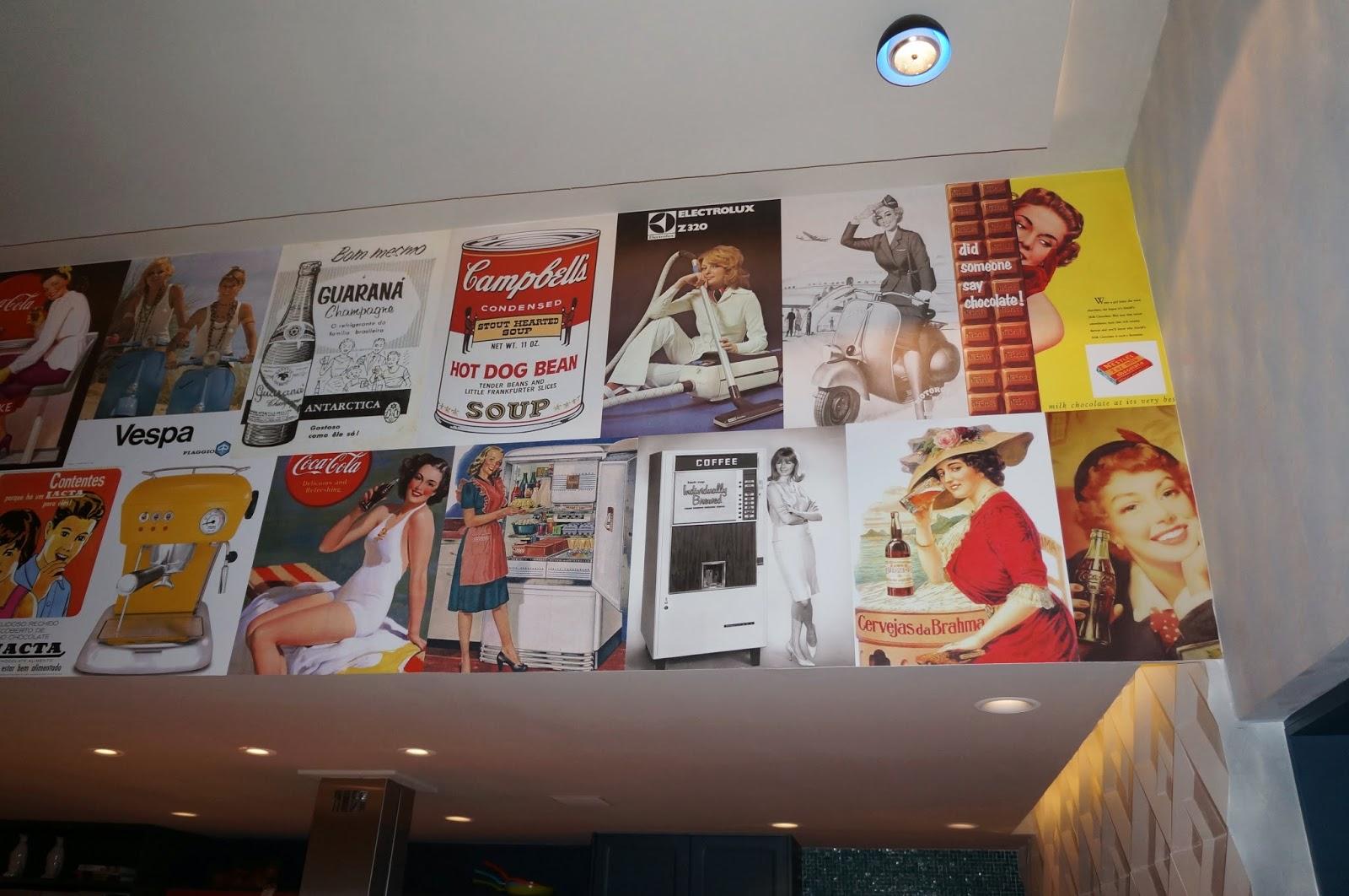 poster antigos  - Casa Cor SP 2014