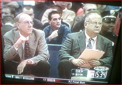 Allen Griffin's favorite former manager