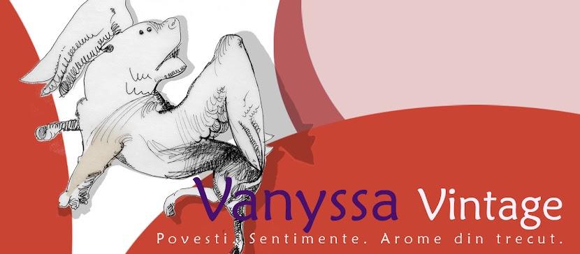 Vanyssa Vintage - Bijuterii Vechi Vintage