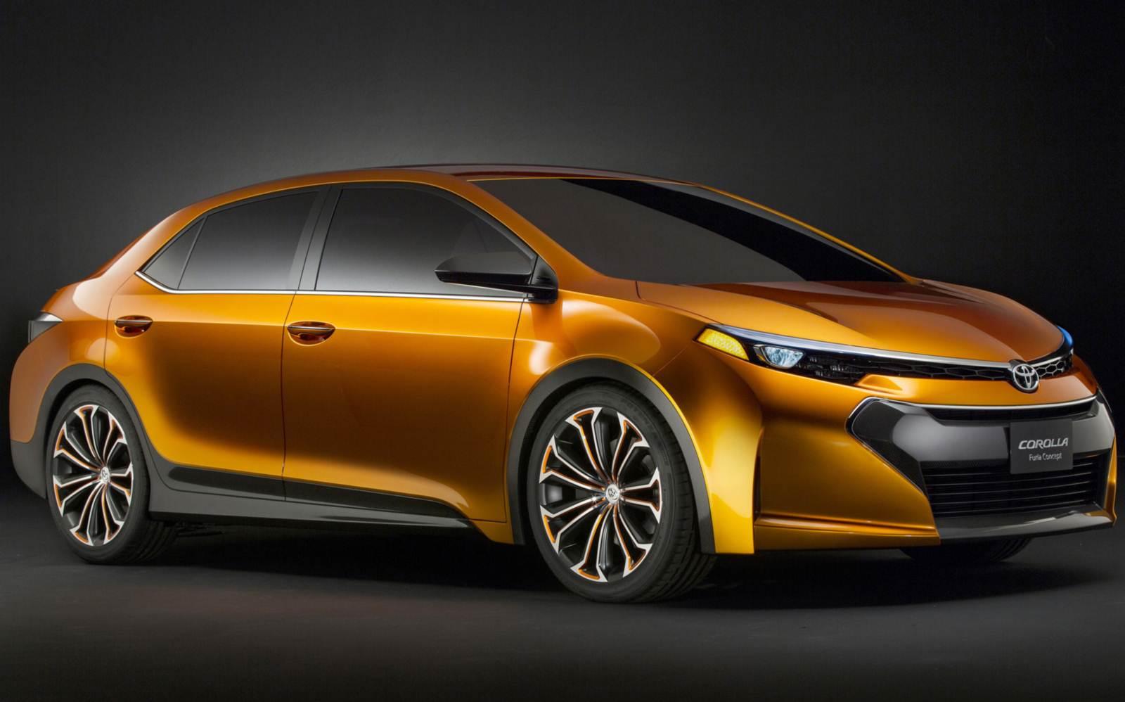 Toyota Corolla 2015: estilo antecipado pelo conceito Furia