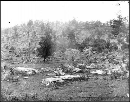On Todays Date July 2 In 1863 The Second Day Of Battle Around Gettys Burg Farm Country Pennsyl Vania Took Place