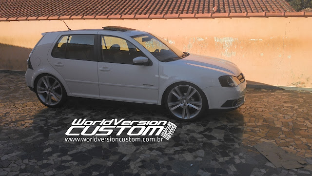 "Golf Limited Edition de aro 20"" na Fiixa"