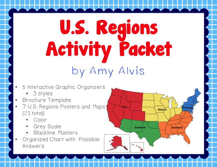 Fifth Grade Us Regions Fifth Grade Geography Worksheets Landform – Us Regions Worksheets