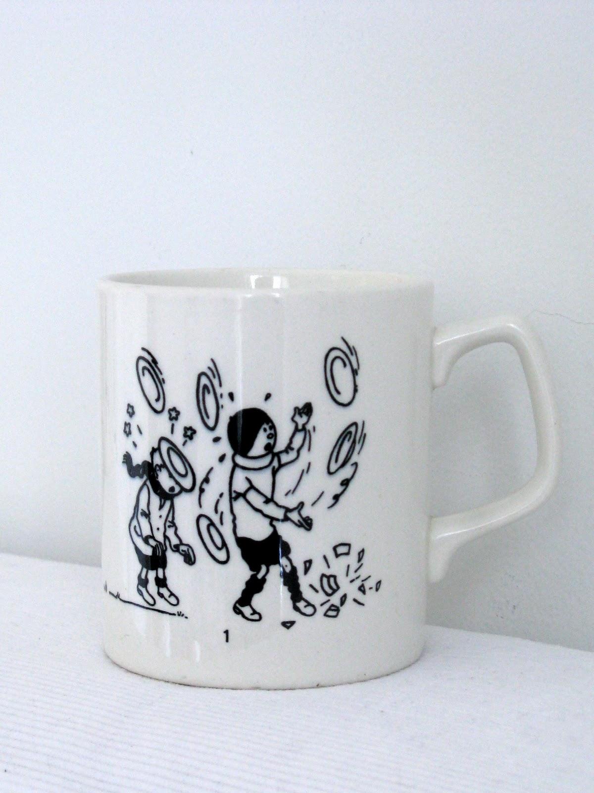 Tasses A Cafe Tintin