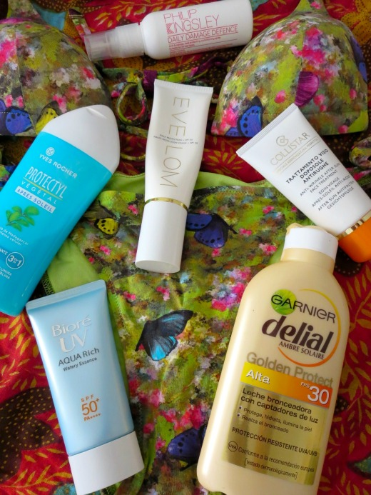 Summer faves: Sun Care products