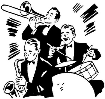 clipart band
