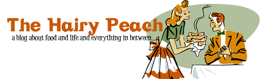 The Hairy Peach