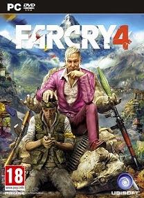 Game Far Cry 4 Update v1.6-RELOADED logo cover by http://www.jembercyber.com