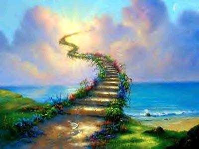 Resultado de imagen de La escalera del conocimiento