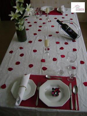 mesa+romantica+dia+dos+namorados+casa+de+marina 10 dicas para montar uma mesa de jantar romântica