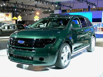 Envelopados E Tunados Ford Edge Tunado