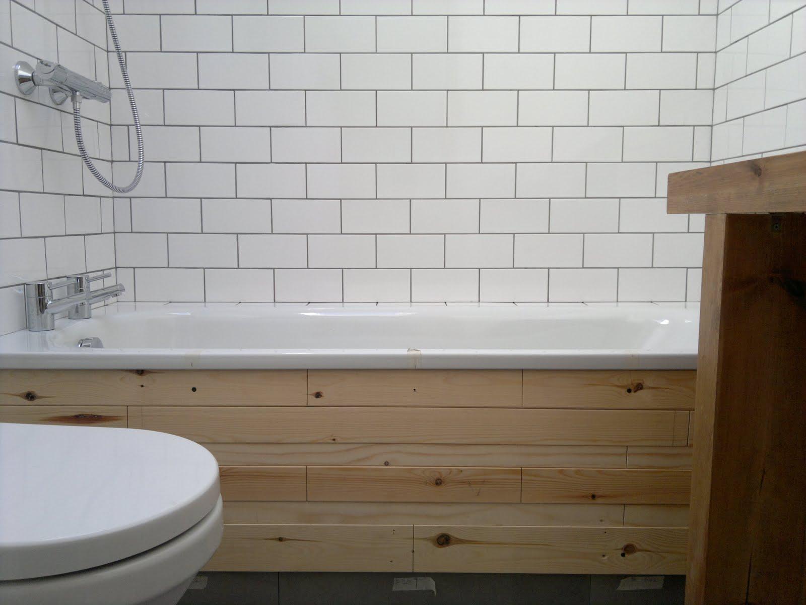 JJ Quinn and Sons: Bathroom with Bespoke Bath Panel