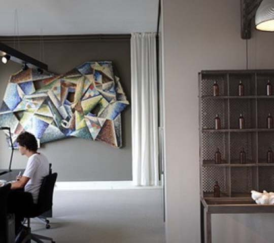 New interior decoration modern interior office concepts for Modern office interior design concepts