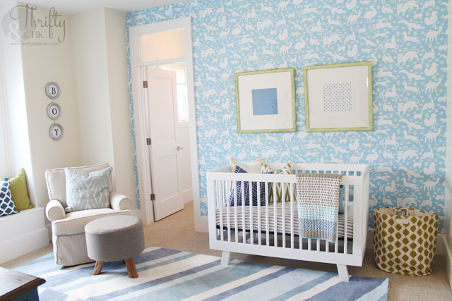 little boy nursery decor ideas