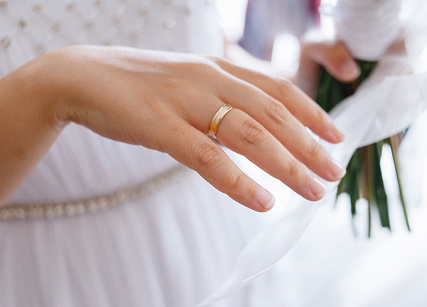 Mi boda: las alianzas