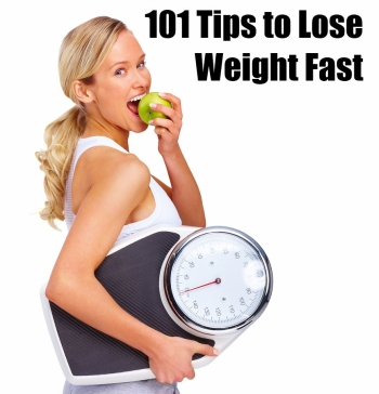 How to lose weight fast on your face