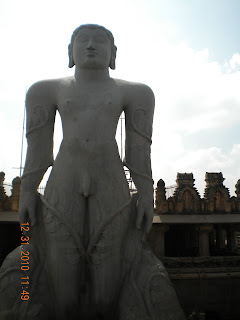Statue of Bahubali