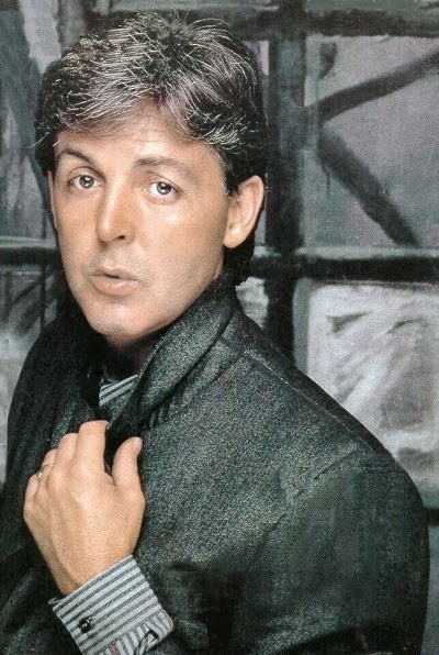 Paul McCartney - Wings Paul McCartney and Wings Band On The Run - Pipes Of Peace