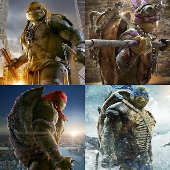Teenage Mutant Ninja Turtles Coming to Theaters August 8th #TMNTMovie via ProductReviewMom.com