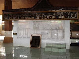 Silsilah Sayyid Jumadil Kubro