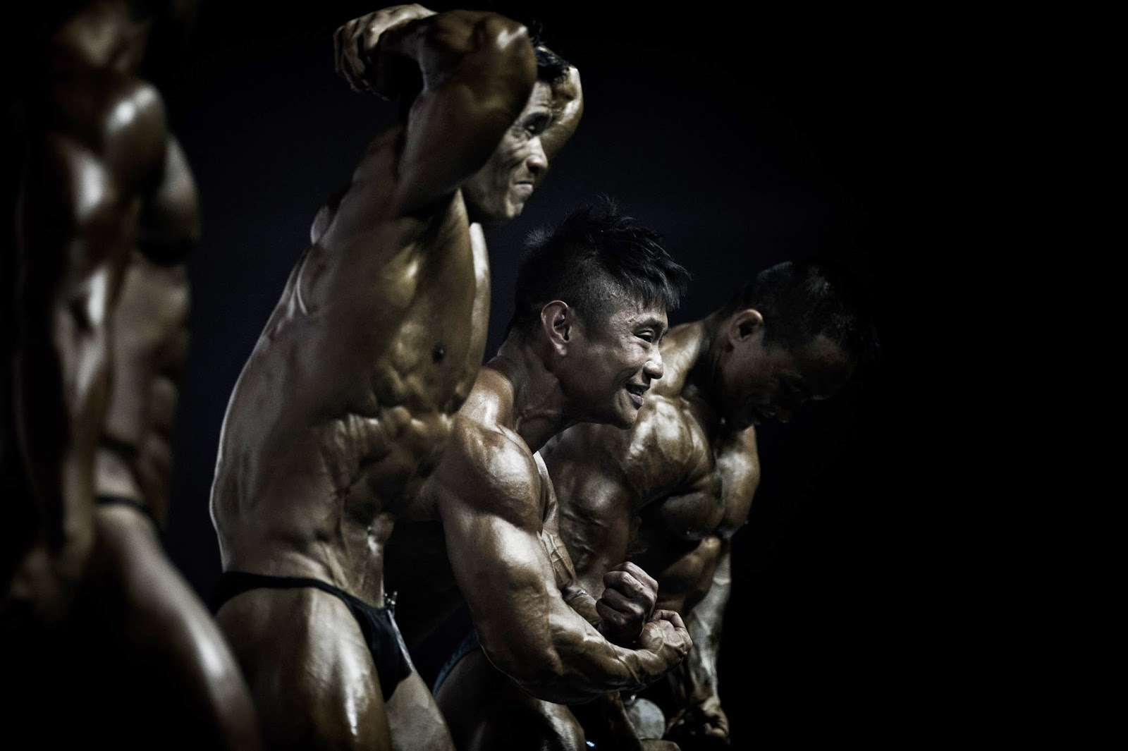 In Pictures the International Bodybuilding and Fitness Invitation Championship