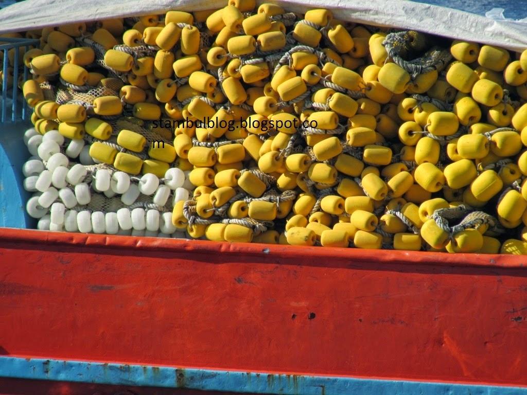 рыболовное судно в Турции
