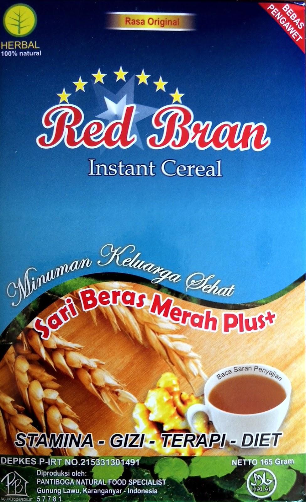 Bekatul Beras Merah Daftar Harga Terkini Dan Terlengkap Pasar Instant Ohs Red Bran