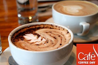 Cappuccino at  worth Rs. 100 for Rs. 1