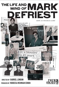 Watch The Life and Mind of Mark DeFriest Online Free in HD