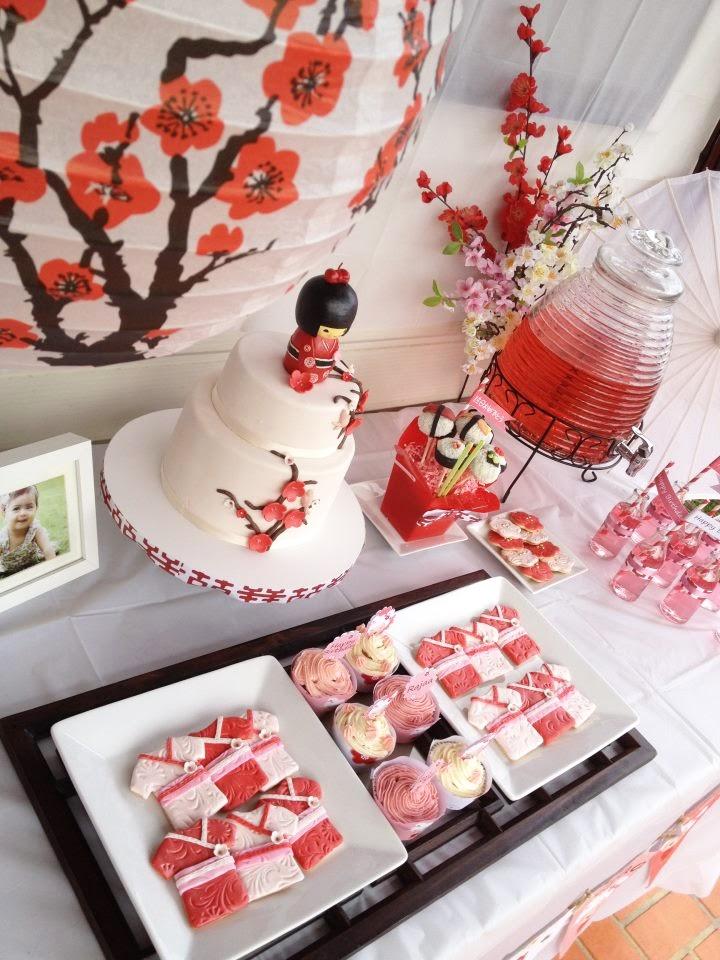todi: {Customer Parties} Kokeshi Doll Japanese theme ...