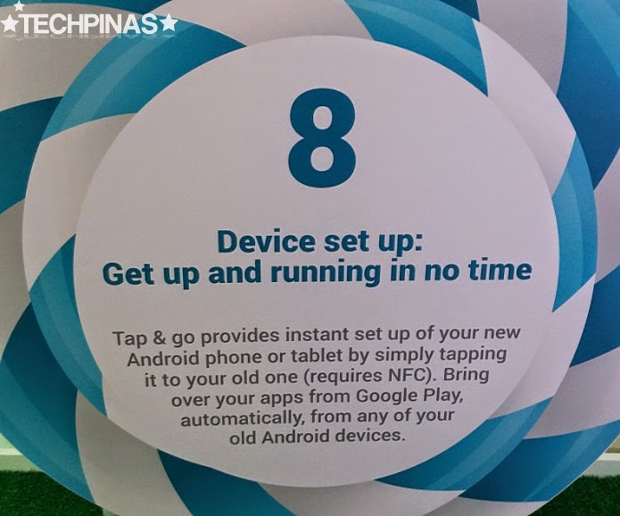 Android Lollipop Features