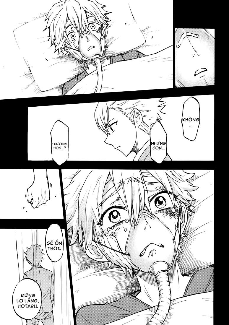 Yamada-kun to 7-nin no majo chap 190 Trang 20 - Mangak.info