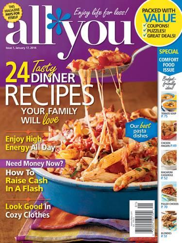 All You Magazine Feature - Please Vote ! :)