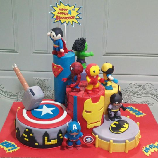 for example cartoon character cake that can be inspire design ideas for children birthday cake ok