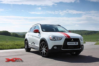 X-Race Germany Tunes Mitsubishi ASX RS
